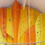 Seymour climbing wall 1