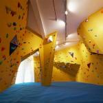 Seymour climbing wall 5