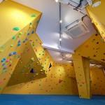 Seymour climbing wall 6