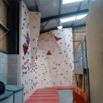 USAR Climbing wall 1