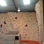 USAR Climbing wall 2