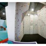 Big rock climbing wall 2