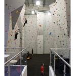 Big rock climbing wall 3