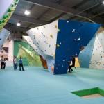Big rock climbing wall 4