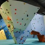Big rock climbing wall 6