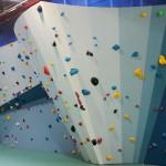 Big rock climbing wall 7