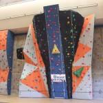 RAF Lossiemouth climbing wall 4