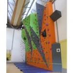 Featherstone climbing wall 3